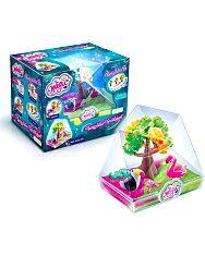 Canal Toys: varázslatos kristálykert - közepes