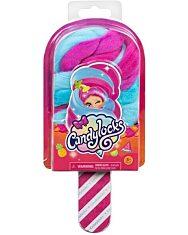 Candylocks: jégkrém vattacukor baba - többféle - 1. Kép