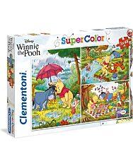Cl Puzzle 3x48 Micimackó - 1. Kép