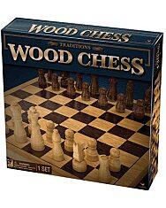 Classic fa sakk-készlet - 4. Kép
