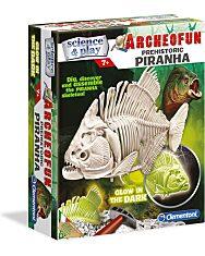 Clementoni Archeofun piranha tudományos játék - 1. Kép