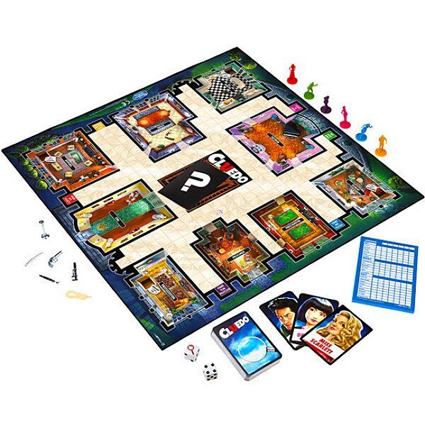 Cluedo - A Klasszikus rejtélyek játéka - 2. Kép
