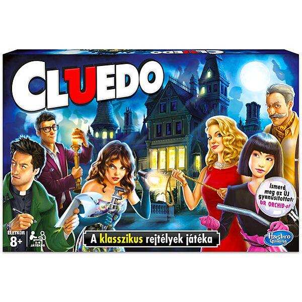 Cluedo - A Klasszikus rejtélyek játéka - 1. Kép