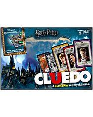 Cluedo: Harry Potter társasjáték - 1. Kép