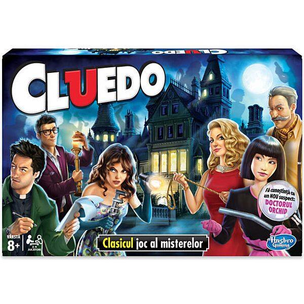Cluedo - román nyelvű társasjáték - 1. Kép