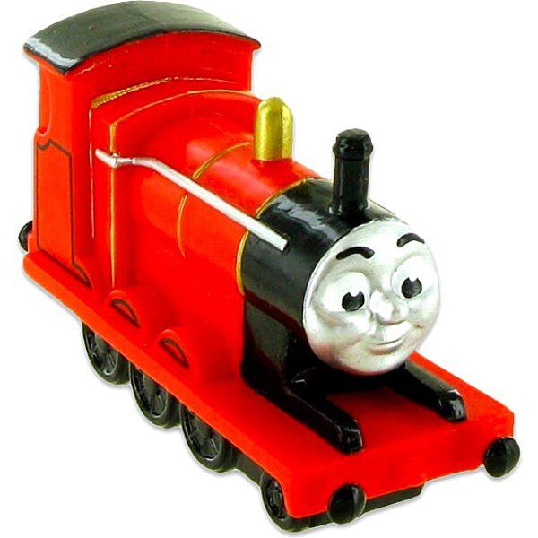 Comansi: Thomas és barátai - James mozdony - 1. Kép