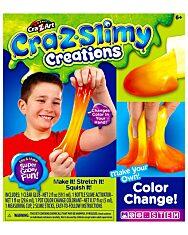 Cra-Z-Slimy: színváltós slime készítő szett - 1. Kép