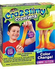 Cra-Z-Slimy: színváltós slime készítő szett - 4. Kép
