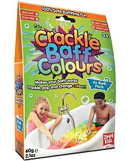 Crackle Baff Colours - pattogó színes fürdőpor