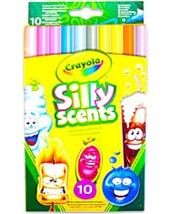 Crayola: 10 darabos illatos