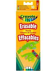 Crayola: 10 db radírvégű színes ceruza - 4. Kép