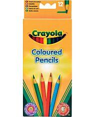 Crayola: 12 db hengeralakú színes ceruza - 4. Kép