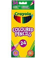 Crayola: 24 db extra puha színes ceruza - 1. Kép