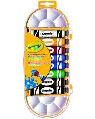 Crayola 8 darabos temperakészlet - 1. Kép