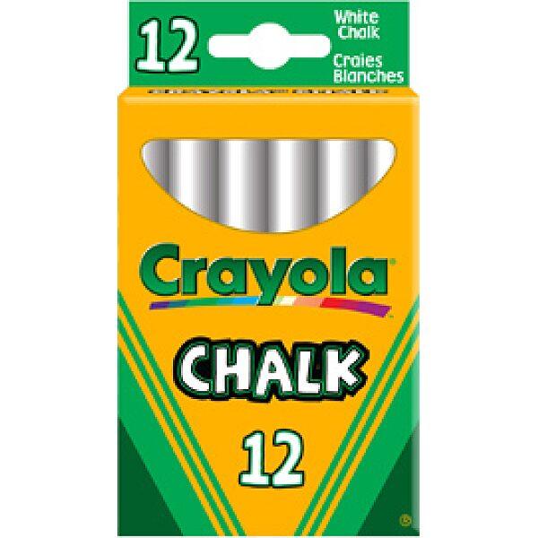 Crayola: Fehér táblakréták - 4. Kép