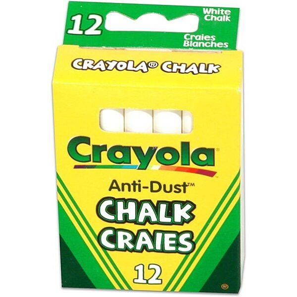Crayola: Fehér táblakréták - 1. Kép