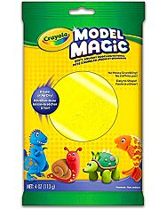 Crayola: gyurmavarázs - sárga - 1. Kép