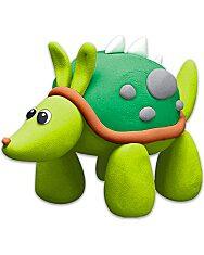 Crayola: gyurmavarázs - zöld - 2. Kép
