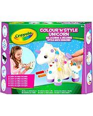 Crayola: kifesthető unikornis - 4. Kép