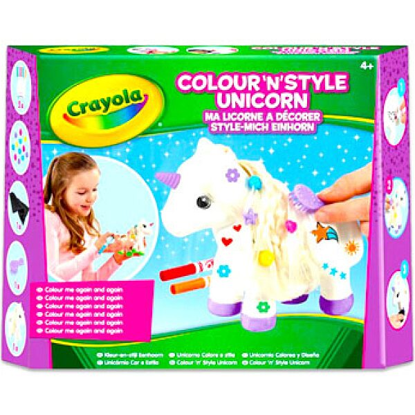 Crayola: kifesthető unikornis - 1. Kép