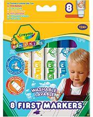 Crayola Mini Kids: Gyermek filctoll szett - 4. Kép