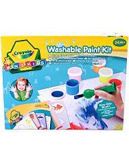 Crayola Mini Kids: Lemosható festőkészlet - 1. Kép