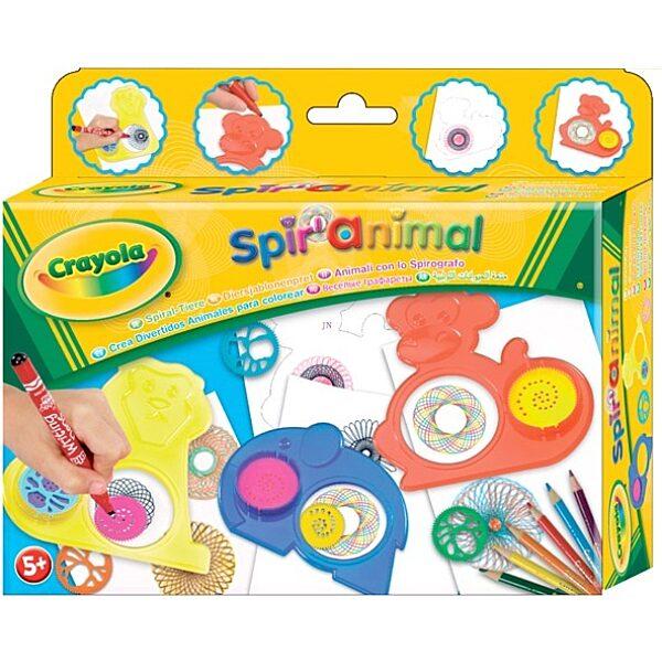 Crayola: Spirál állatok - 1. Kép