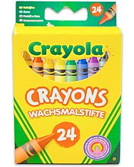 Crayola: Viaszkréta - 24 db-os - 1. Kép