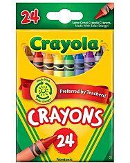 Crayola: Viaszkréta - 24 db-os - 4. Kép