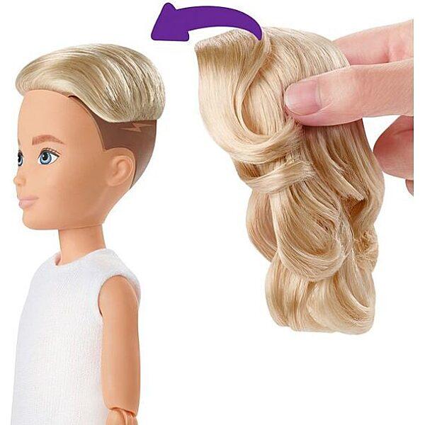 Creatable World: Szőke hajú öltöztethető baba 12 kiegészítővel - 3. Kép