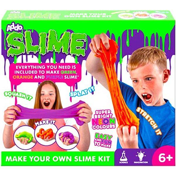 Csináld magad Slimy készlet - 1. Kép