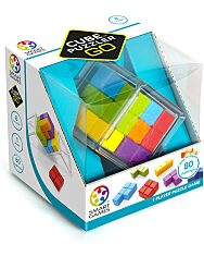 Cube: Puzzler Go készségfejlesztő játék - 1. Kép