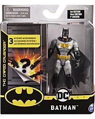 DC Batman: Batman akciófigura meglepetés kiegészítőkkel - 1. Kép