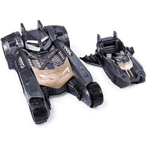 DC Batman: Batmobile 2 az 1-ben átalakuló jármű - 2. Kép
