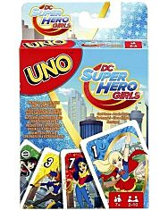DC Comics: UNO - Super Hero Girls - 1. Kép