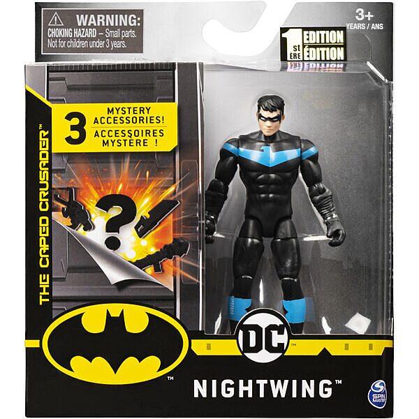 DC: Nightwing figura meglepetés kiegészítőkkel - 1. Kép