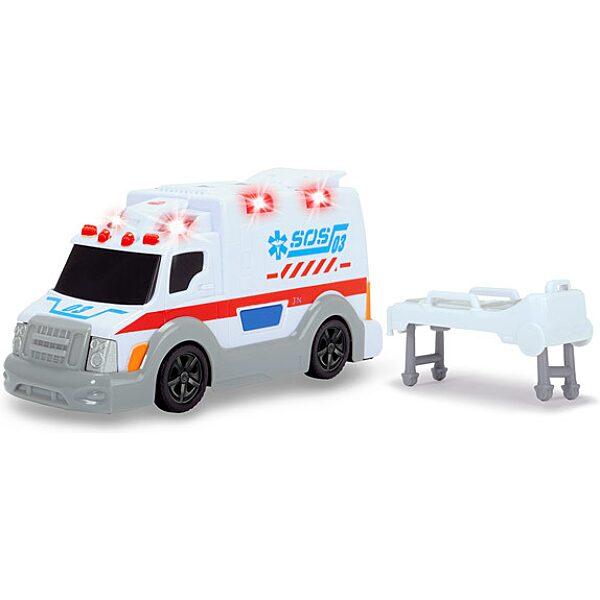 Dickie: Action series - mini mentőautó