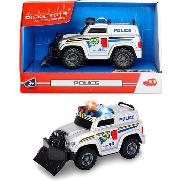 Dickie: Action Series - mini rendőrautó