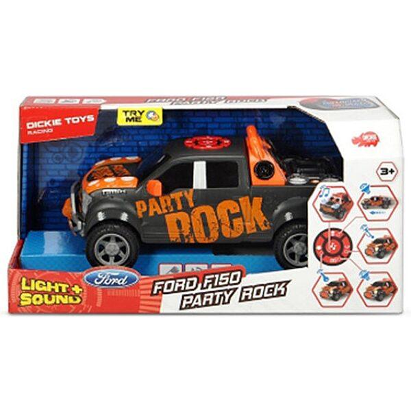 Dickie: Ford F150 Party Rock terepjáró - 29 cm - 2. Kép