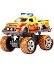 Dickie: Rally Monster kisautó - 15 cm
