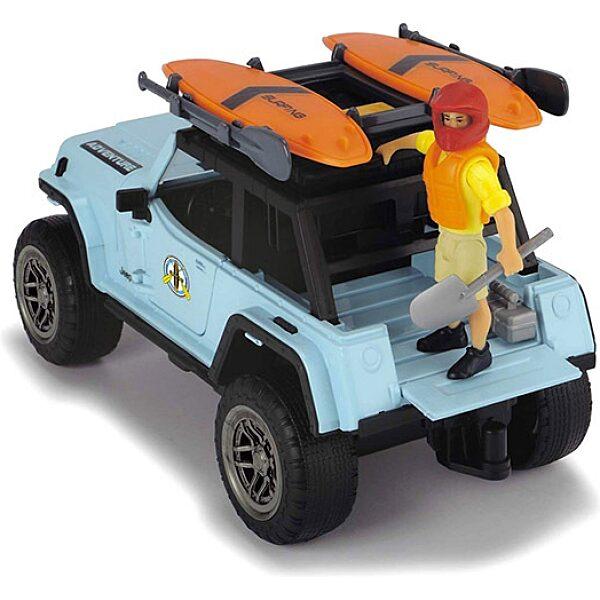 Dickie: szörf szett autóval - 23 cm - 3. Kép