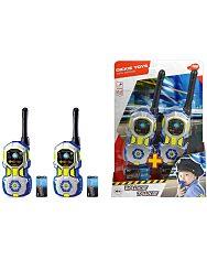 Dickie Toys: Rendőrségi Walkie Talkie - 1. Kép