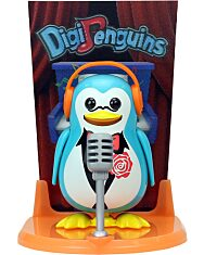 DigiPingvin mikrofonnal szort. - 2. Kép