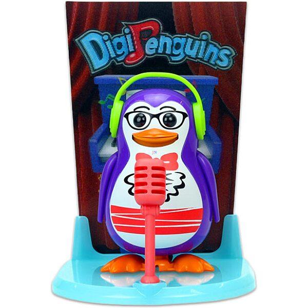 DigiPingvin: pingvin mikrofonnal - többféle - 2. Kép