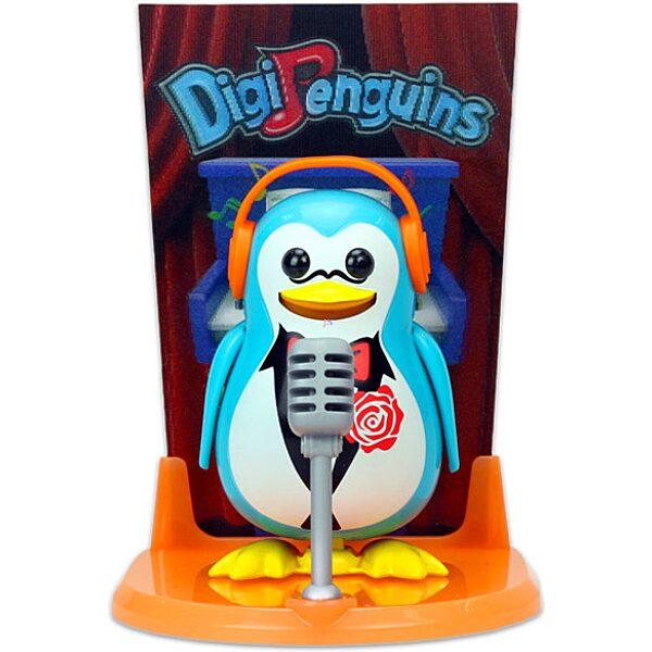 DigiPingvin: pingvin mikrofonnal - többféle - 3. Kép