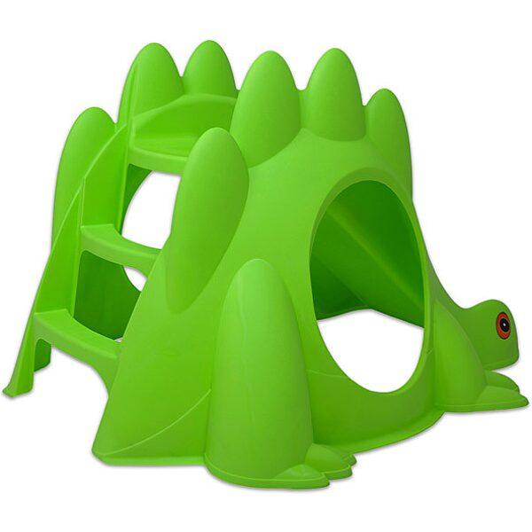 Dinó csúszda - zöld - 2. Kép