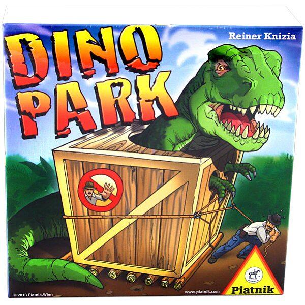 Dino park társasjáték - 1. Kép