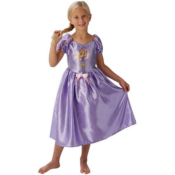 Disney hercegnők: Aranyhaj jelmez 98 cm - 1. Kép