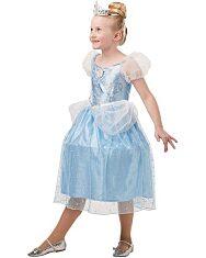 Disney hercegnők: Hamupipőke jelmez - 116 cm - 1. Kép