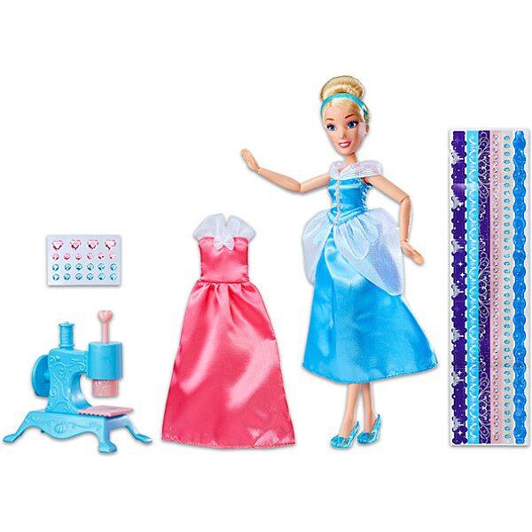 Disney hercegnők: Hamupipőke nyomda és design stúdiója - 2. Kép